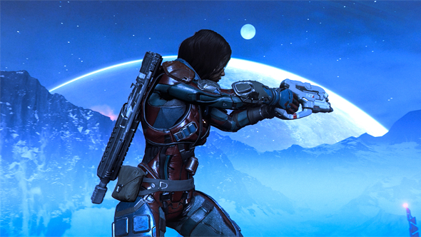 NVIDIA Showcase: What You Should Know About Mass Effect: Andromeda
