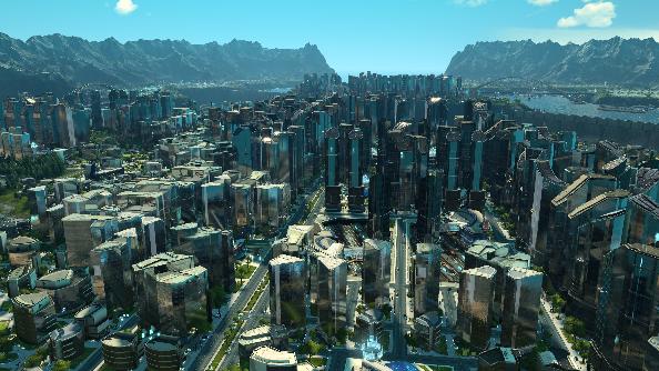 Anno 2205 city