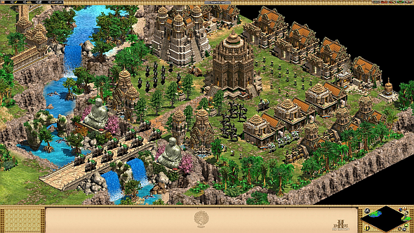 New content and a thriving multiplayer scene has revitalised Age of Empires II: HD on Steam
