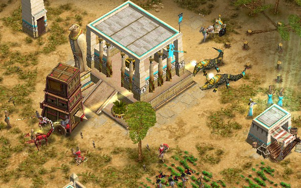 A loving discussion of Age of Mythology, Ensemble's best RTS, on Three Moves Ahead this week