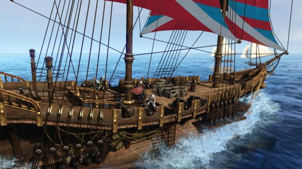 ArcheAge Galleon