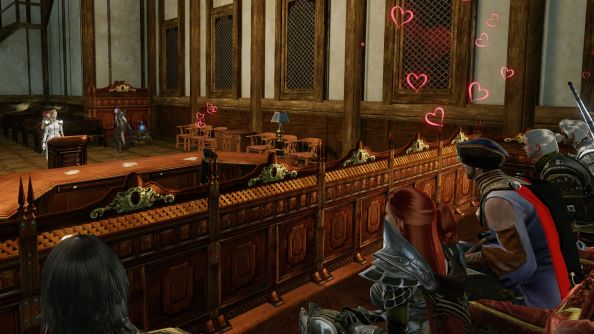 I was put on trial in ArcheAge. My first punishment was to get naked