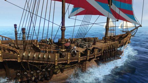 ArcheAge Galleon