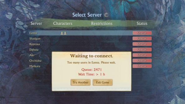 Character download archeage presets Classes in