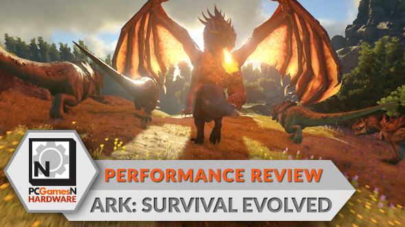 Ark: Survival Evolved PC performance review – a commendable effort
