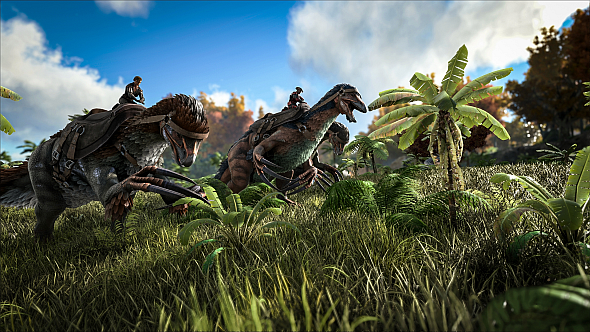 This man clocked almost a full year of playtime in Ark: Survival