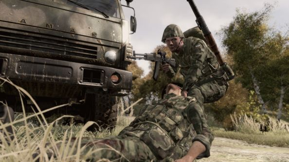 Bohemia Interactive assigned mission to make games for the US Army