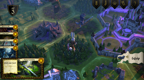 A Game of Dice 'n' Cards: Armello brings the tabletop to the desktop