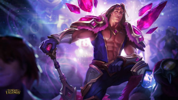 LoL champion Taric