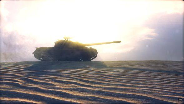 Armored Warfare is giving everyone a free tank