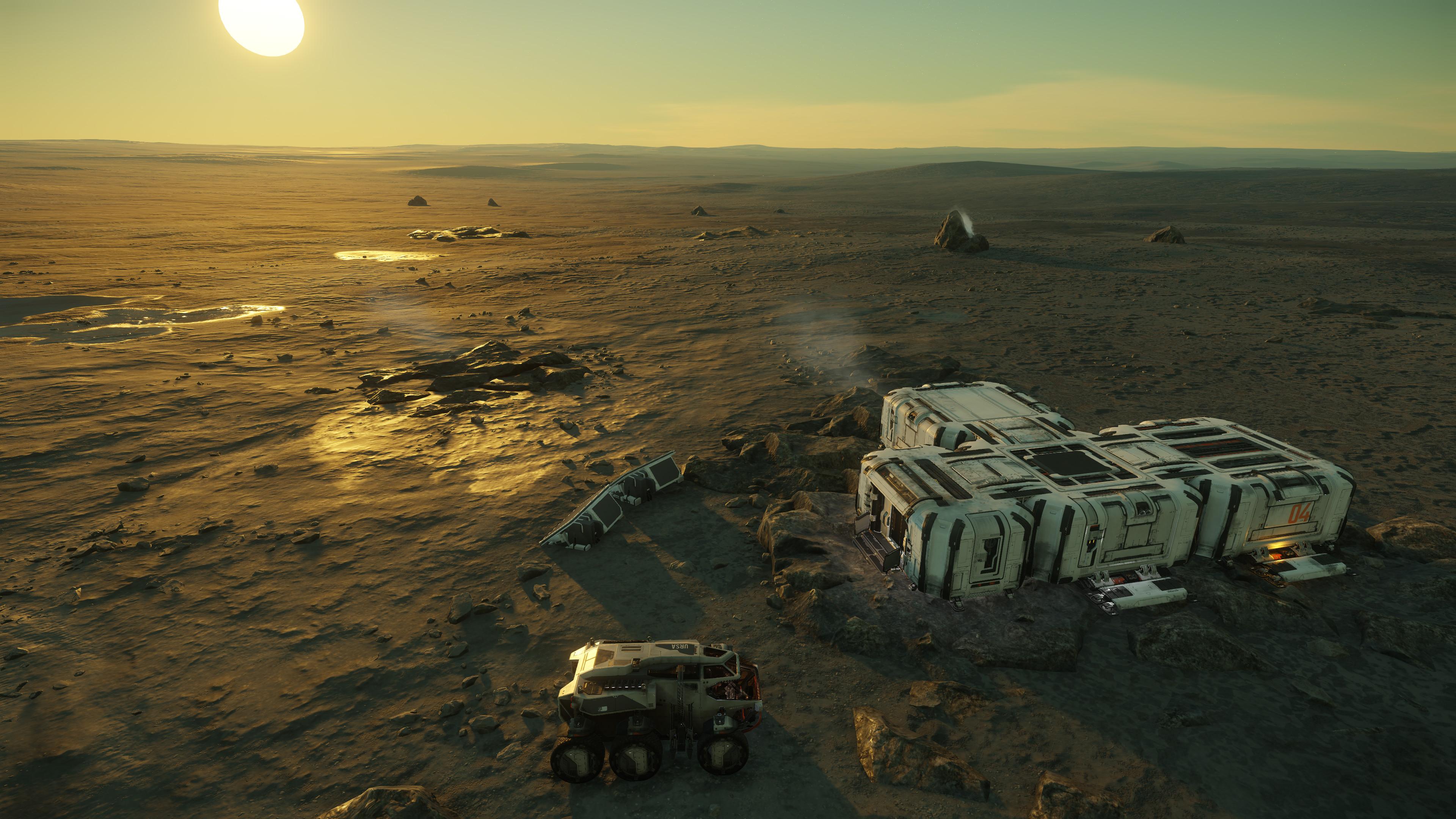 star citizen outpost module