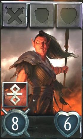 Artifact Sorla Khan hero card