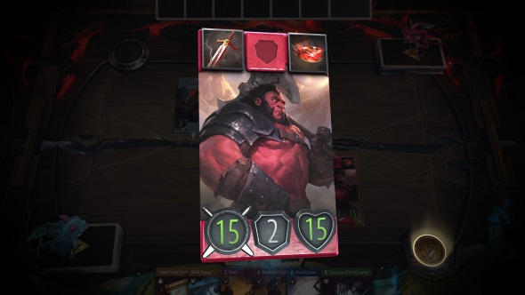 How to play Artifact - hero cards