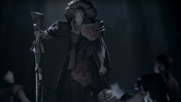 Ashen is an incredibly stylish, grim fantasy adventure