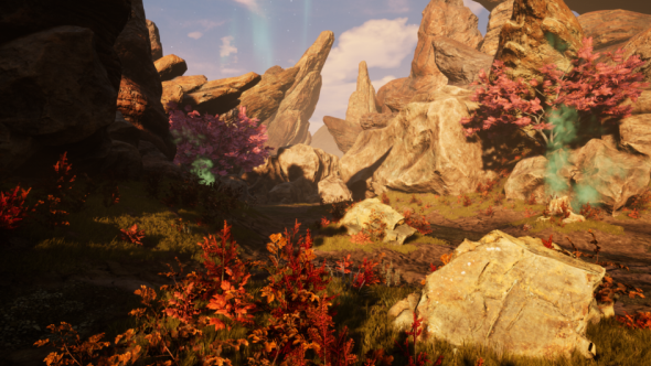 Ashes of Creation Unreal Engine 4