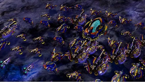 Ashes of the Singularity Inception DLC