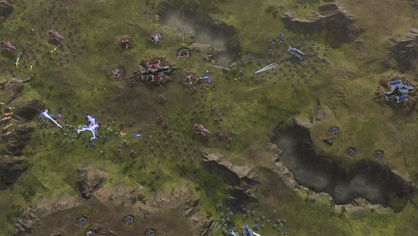 Ashes of the Singularity impressions