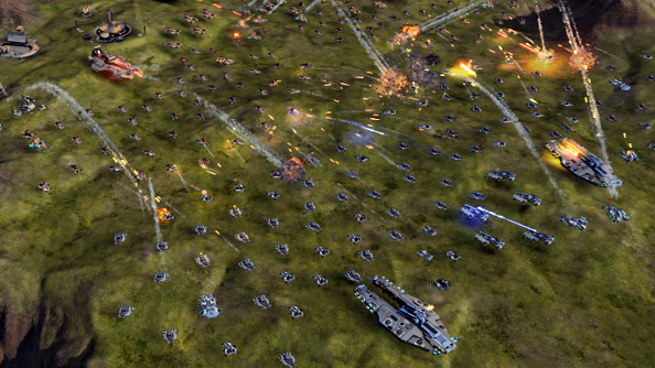 Ashes of the Singularity preview