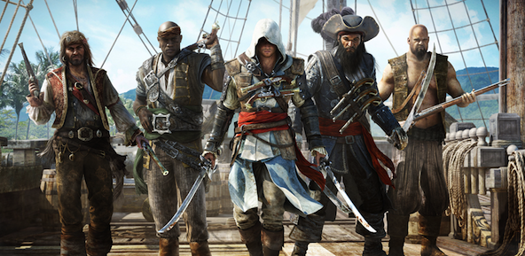 Assassin's Creed IV coming to PC a bit later than consoles, according to game director Ashraf Ismail