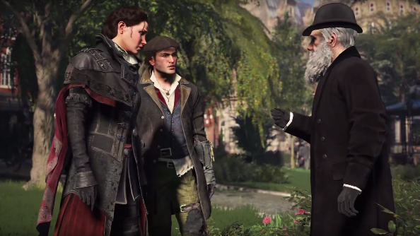 Assassin's Creed Syndicate Charles Darwin