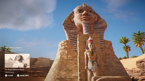 Assassin's Creed Origins Discovery Tour