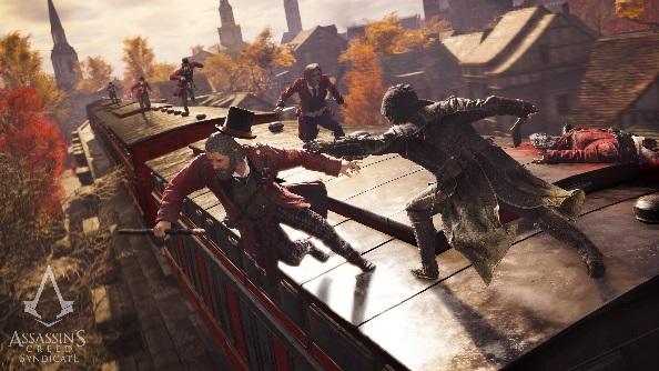 Assassin's Creed Syndicate Nvidia