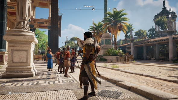Assassin's Creed Origins PC graphics Ultra High