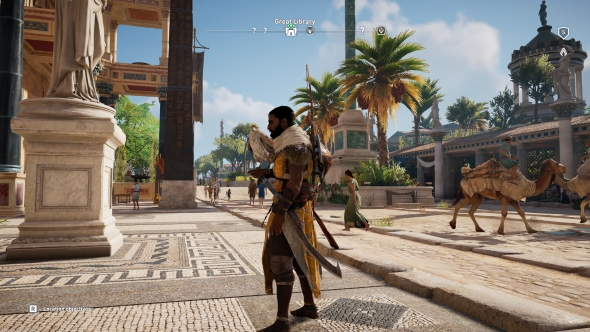 Assassin's Creed Origins PC graphics High