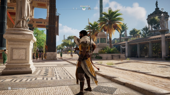 Assassin's Creed Origins PC graphics Medium