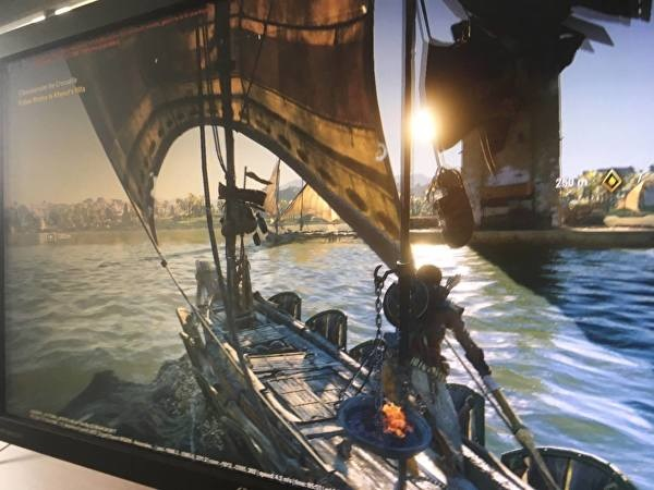 Assassin's Creed: Origins leaked image