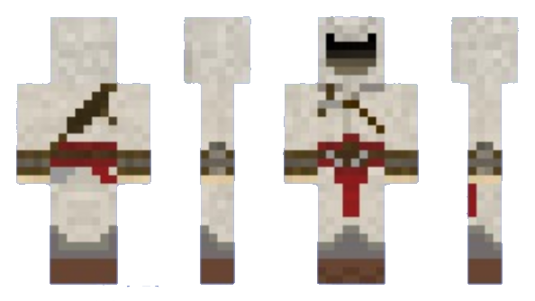 best minecraft skins Altair