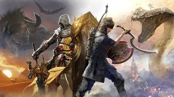 Assassin's Creed X Final Fantasy XV