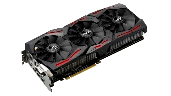 Asus GTX 1060 6GB STRIX