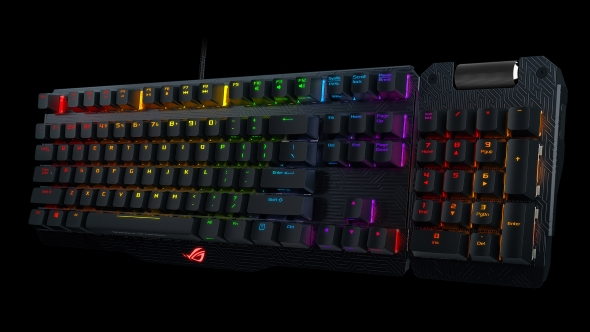 Asus ROG Claymore release date