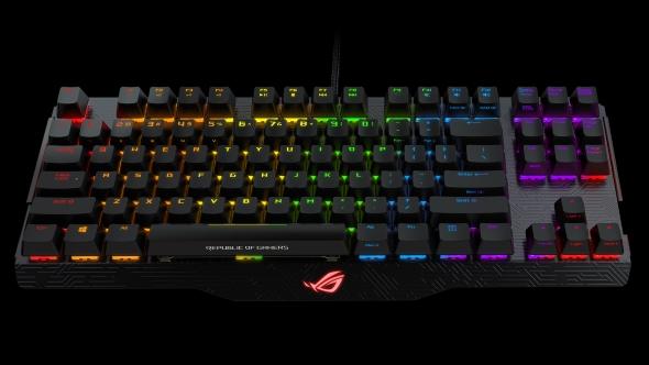 Asus ROG Claymore keyboard