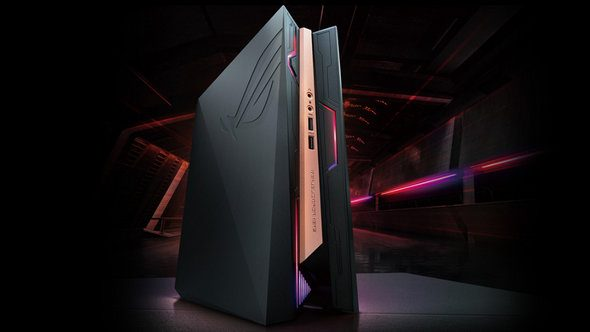 Asus ROG GR8 II World's Smallest VR Gaming PC
