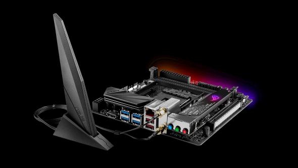 Asus ROG Strix X470-I Gaming specs