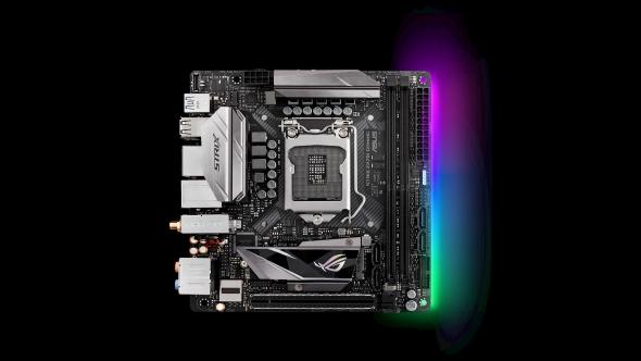 Asus ROG Strix Z270i Gaming performance