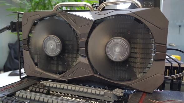 Asus RX 460 STRIX performance