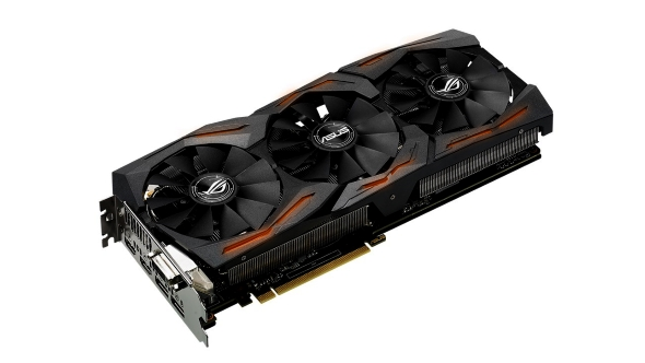 Asus Radeon RX 480 8GB STRIX