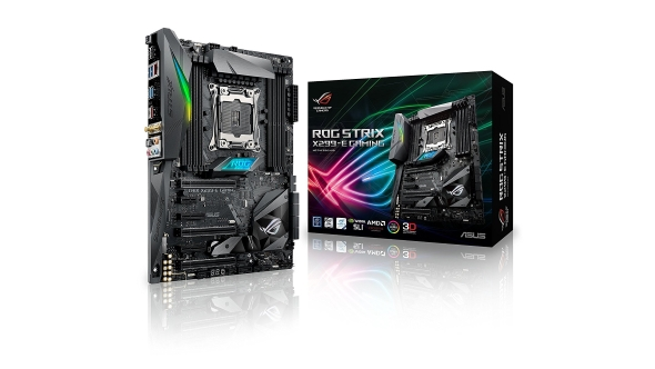 Asus STRIX X299-E Gaming specs