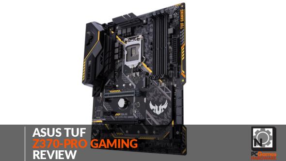 Asus TUF Z370-Pro Gaming review