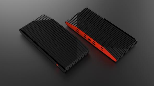 Atari Ataribox specs