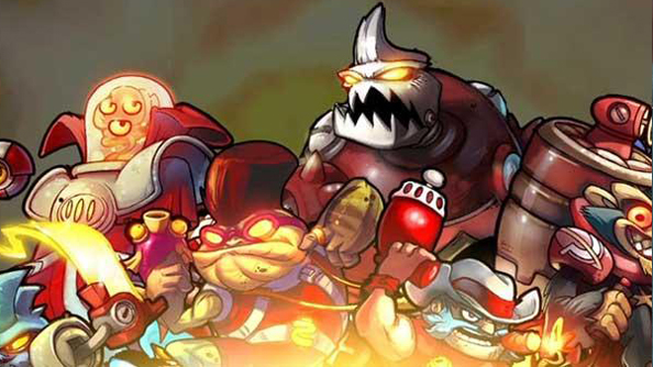 Awesomenauts coming to PC