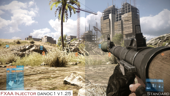 Unofficial Battlefield 3 mod brings back natural colours ...