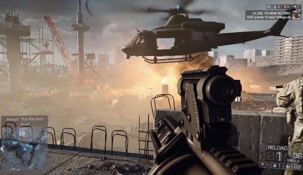 More Battlefield 4 tidbits hit: Commanders on tablets, counterable melee attacks