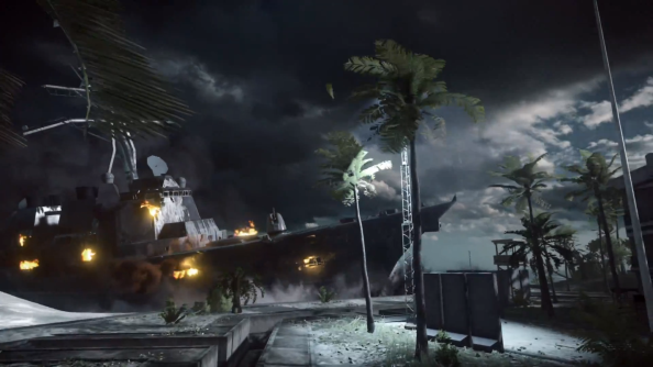 The Battlefield 4 kraken is dead, Paracel Storm easter egg is no more
