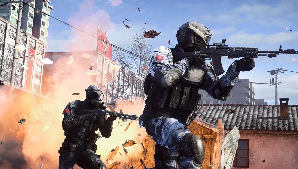 Battlefield 4 Spring Update
