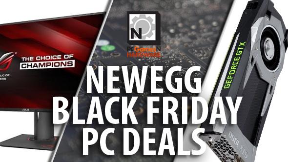 Newegg Black Friday PC deals