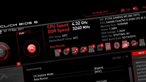 Bye-bye BIOS - Intel wants legacy support gone by 2020
